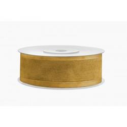 Lint 25mm goud