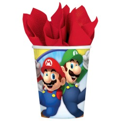 Bekers Super Mario