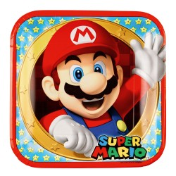 Borden Super Mario