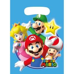 Uitdeelzakjes Super Mario