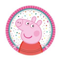 Gebaksborden Peppa Pig