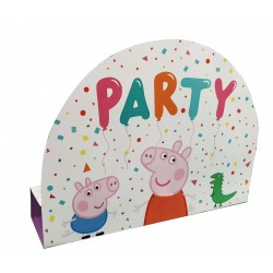 Uitnodigingen Peppa Pig