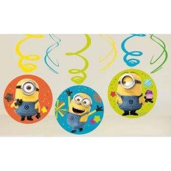 Swirls Despicable Me