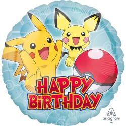 Heliumballon Pokémon standaard