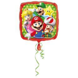 Heliumballon Super Mario standaard