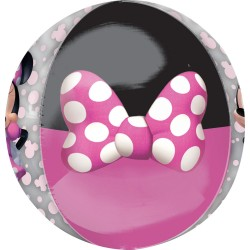 Heliumballon ORBZ Minnie Mouse