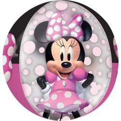 Heliumballon ORBZ Minnie Mouse