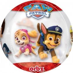 Heliumballon ORBZ Paw Patrol