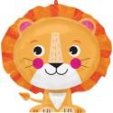 Heliumballon leeuw jumbo