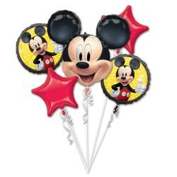 Heliumballonnen boeket Mickey Mouse