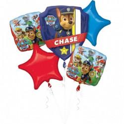 Heliumballonnen boeket Paw Patrol