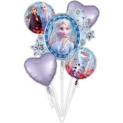 Heliumballonnen boeket Frozen