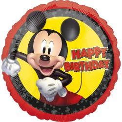 Folieballon Mickey standaard