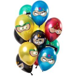 Ballonnenset Super Hero