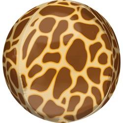 Heliumballon orbz giraf