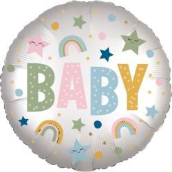 Heliumballon baby standaard