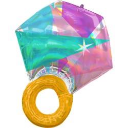 Heliumballon ring jumbo