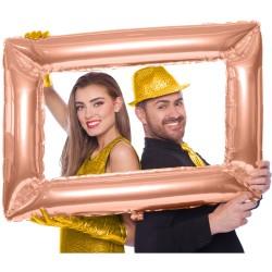 Frame rosé goud