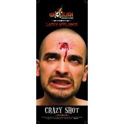 Latex applicatie Crazy Shot