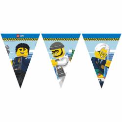 Vlaggenlijn Lego City