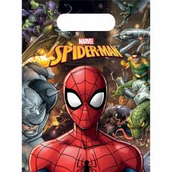 Feestzakjes Spiderman Team Up