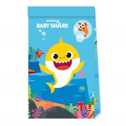 Feestzakjes FSC Baby Shark