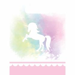 Feestzakjes Believe in Unicorns