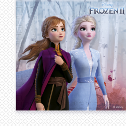 Servetten Frozen 2