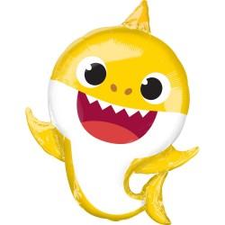 Heliumballon Baby Shark jumbo