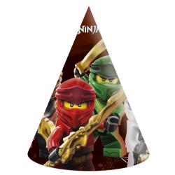 Feesthoedjes Ninjago