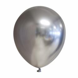 Ballon chroom zilver