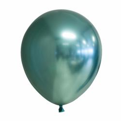 Ballon chroom groen