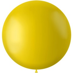Ballon 78 cm Tuscan Yellow