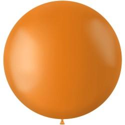 Ballon 78 cm Tangerine Orange