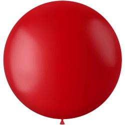Ballon 78 cm Ruby Red