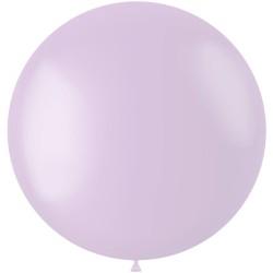 Ballon 78 cm Powder Lilac