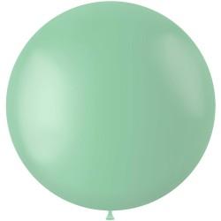 Ballon 78 cm Powder Pistache