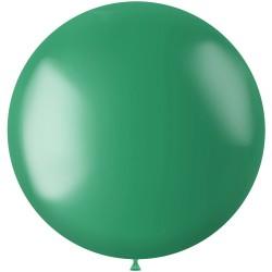 Ballon 78 cm metallic Regal Green