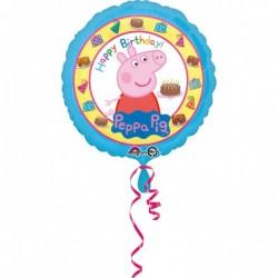 Heliumballon Peppa Pig