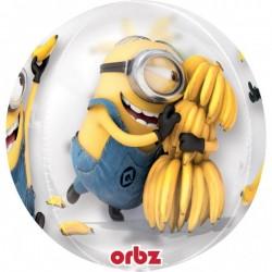 Heliumballon Orbz Despicable Me