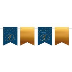 Vlaggenlijn Elegant Blue 30