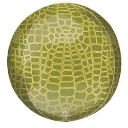 Heliumballon Orbz krokodil