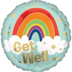 Heliumballon Get Well