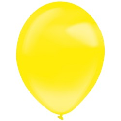 Ballon Crystal Yellow...
