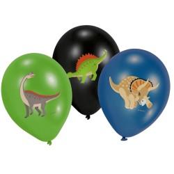 Ballonnen Happy Dinosaur