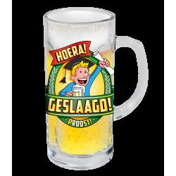 Bierpul geslaagd