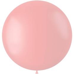 Ballon 78 cm Powder Pink mat