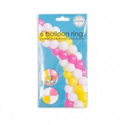 Balloon rings