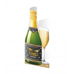 Champagnekaart Pensioen