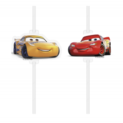 Cars rietjes